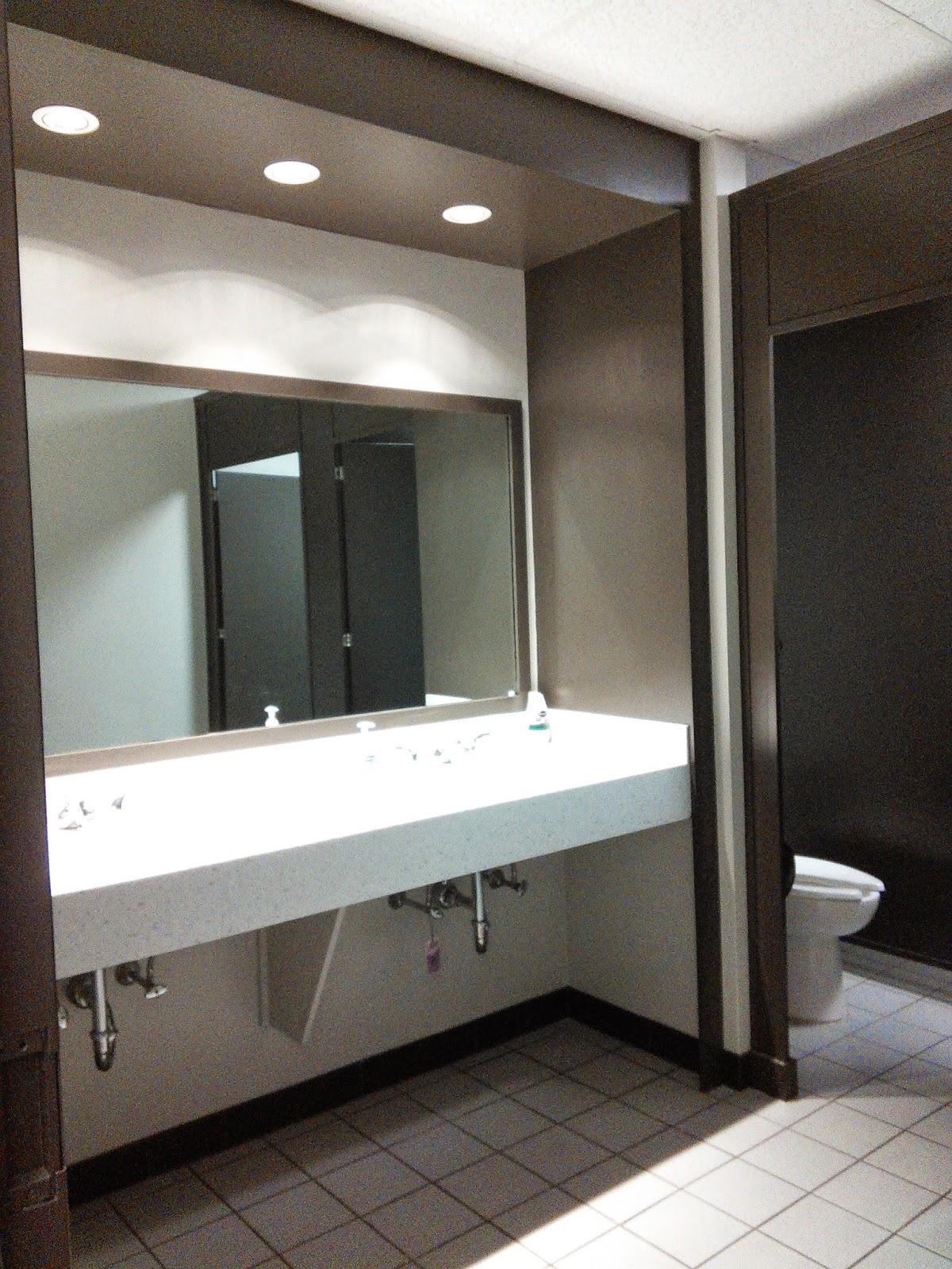Amber Wilhelmina Pt Commercial Restroom Renovation - Commercial bathroom renovations