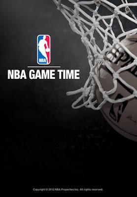2013 NBA GAME TIME