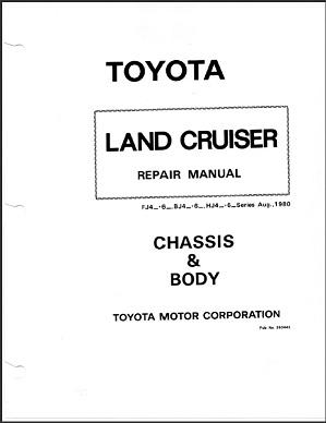bj41 2b fj bj manuals rh bj41 2b blogspot com fj cruiser repair manual 2013 fj cruiser repair manual 2013