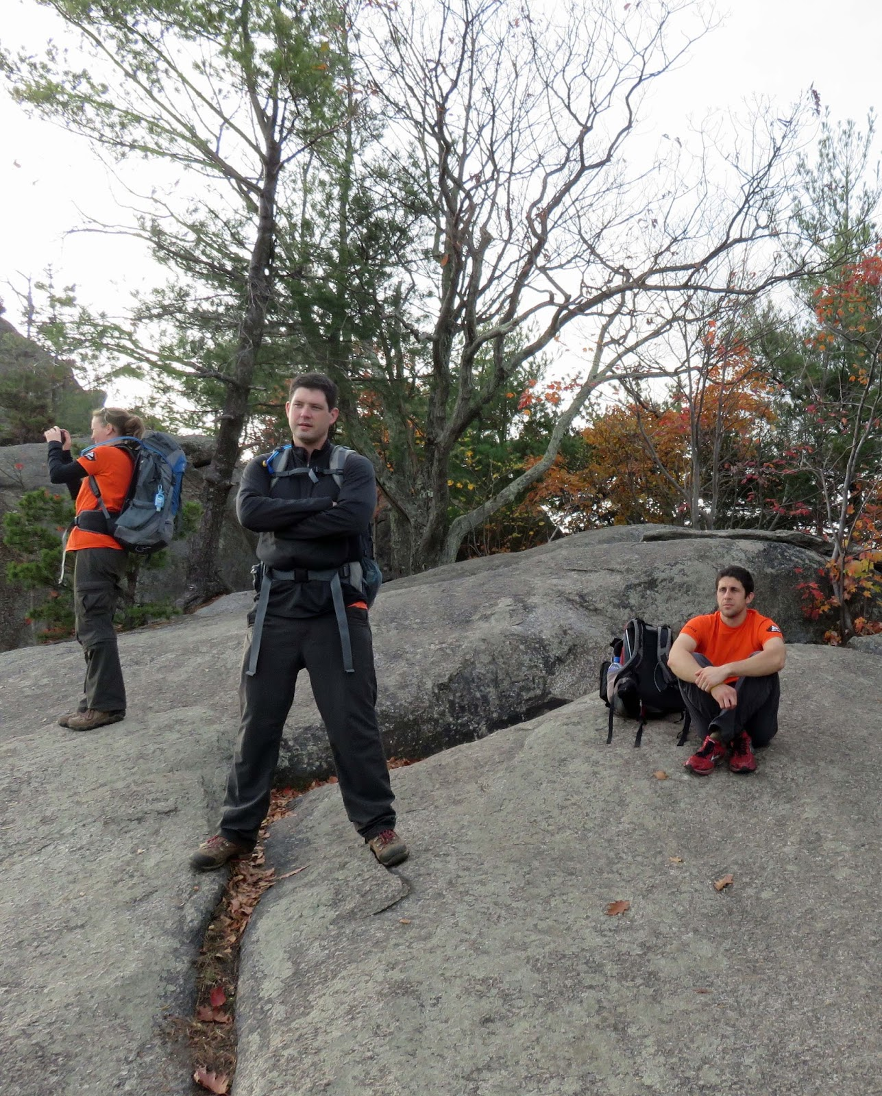 Old Rag Mountain Hikes/Patrols By RSL: SAT&SUN OCTOBER 24