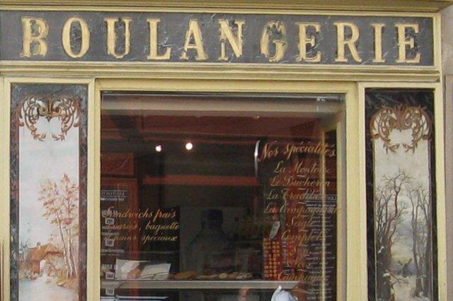 Boulangerie Panaderia en Paris