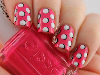 3D Polka Dots