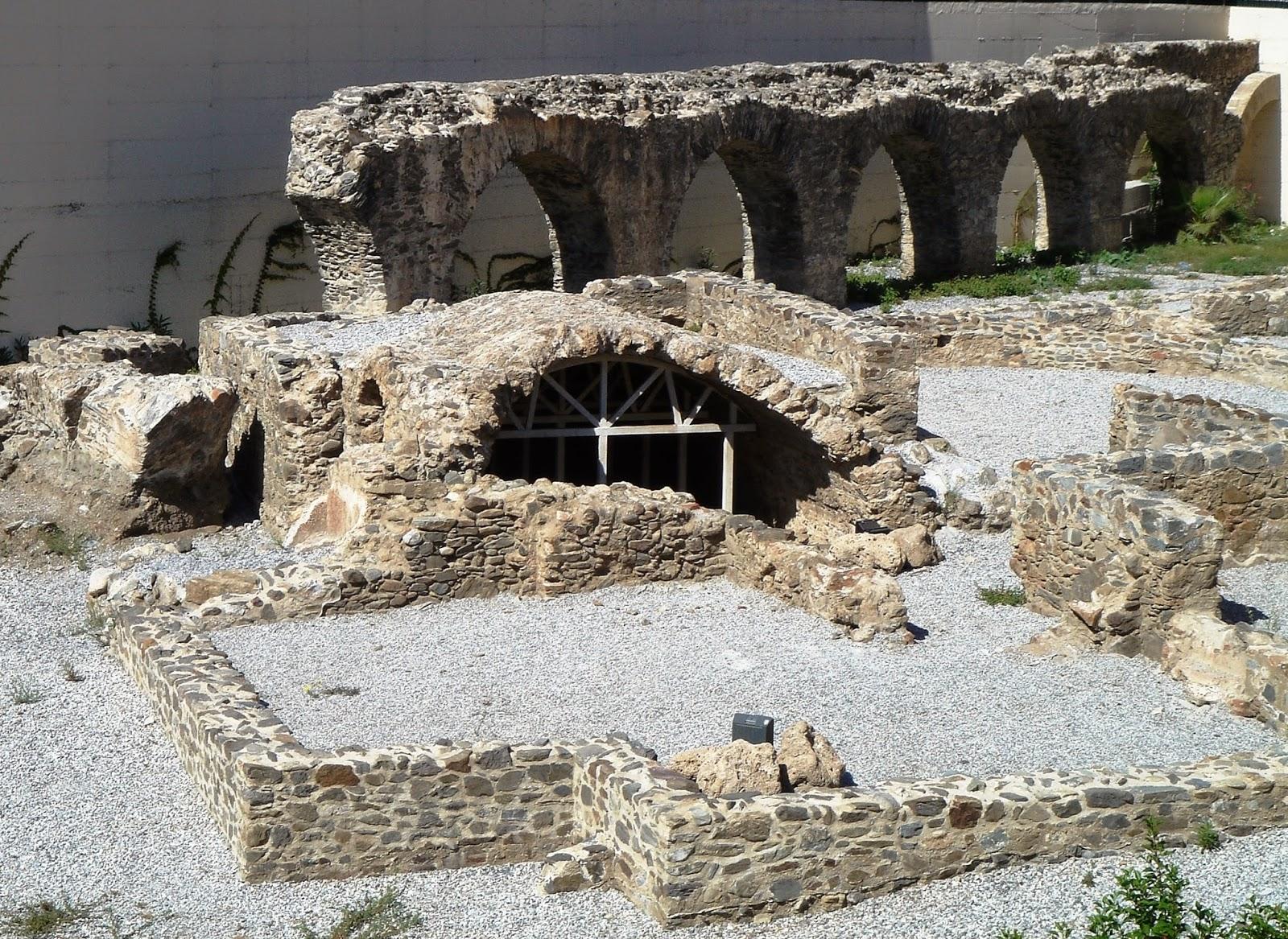 Regi n de granada en la prehistoria y antig edad ba os - Banos turcos granada ...