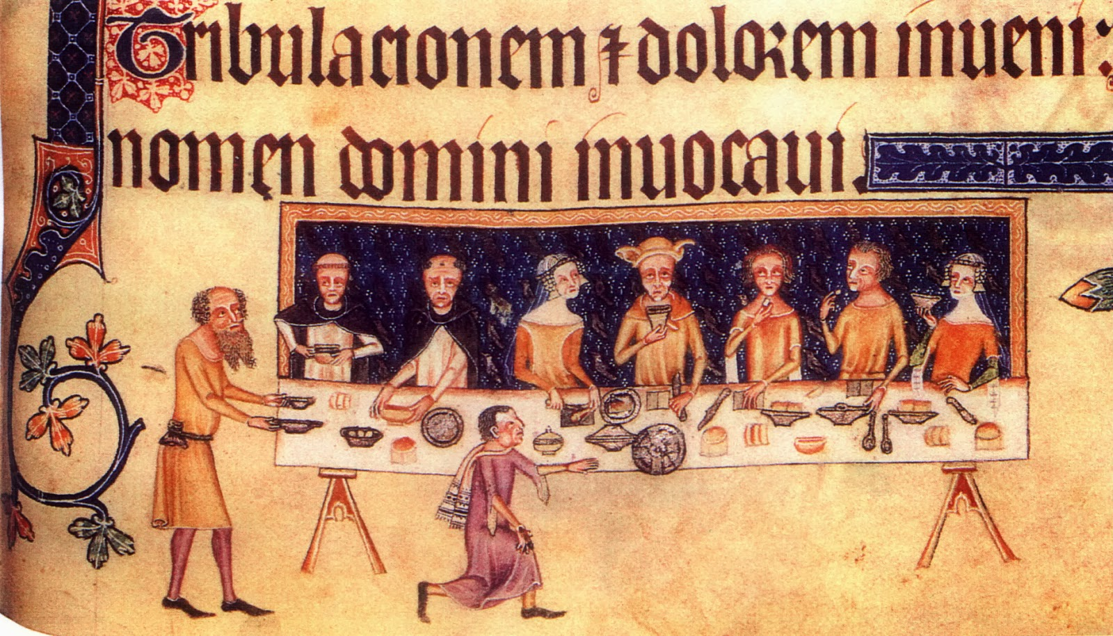 Etiquipedia The Earliest Books Written Of Etiquette And Table Manners