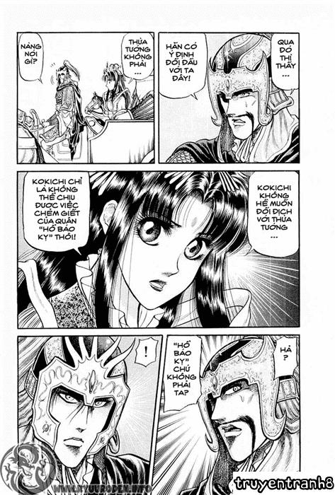 Chú bé rồng-Ryuuroden chap 24 Trang 37 - Mangak.info