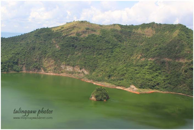 Taal Volcano Vulcan Point