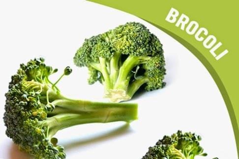 Brocoli, verdura para adelgazar y desintoxicar piel