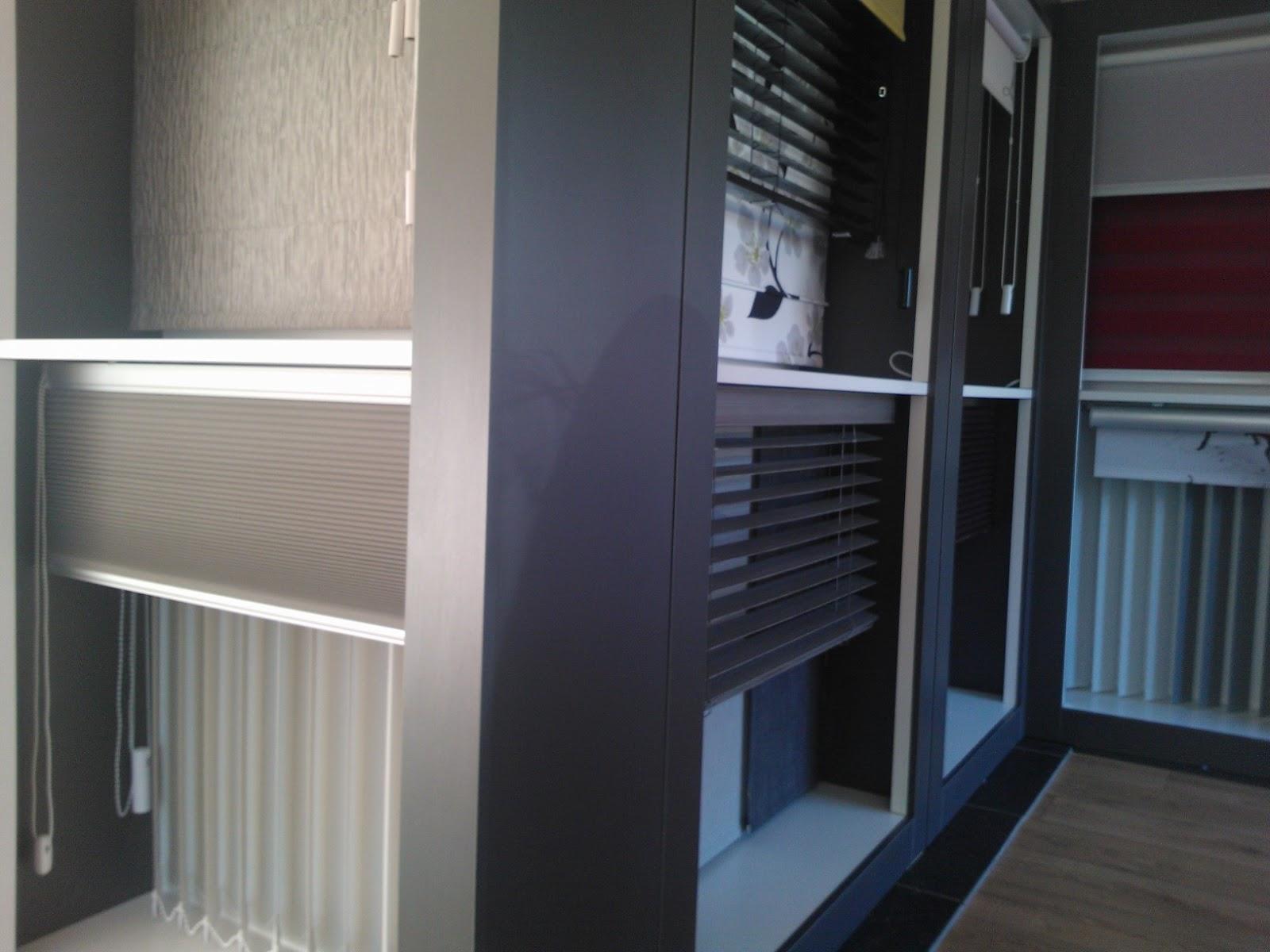 Coemans decoratie ramen en zonwering nieuwe showroom - Gordijnen interieur decoratie ...