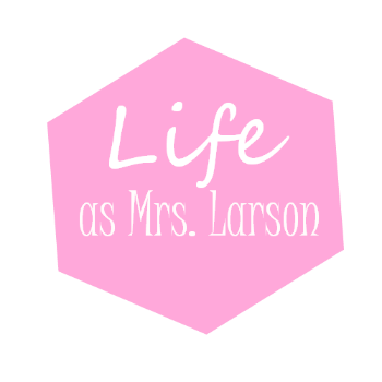Life As Mrs. Larson