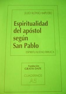 Espiritualidad del apóstol