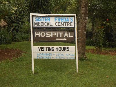 A Tour Of Sister Freda's Hospital