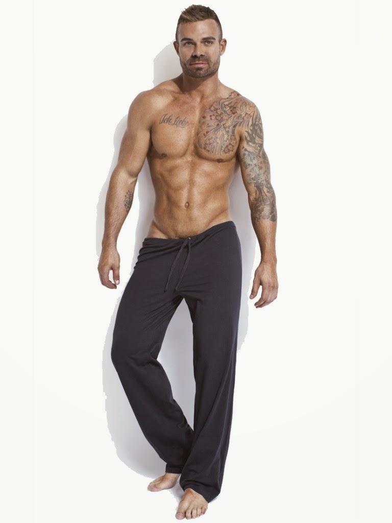 Jack Adams Relaxed Pant Charcoal Grey Gayrado