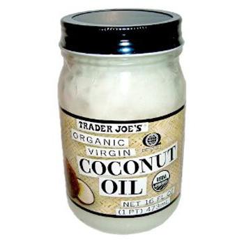 beauty huile trader joe s organic virgin coconut oil. Black Bedroom Furniture Sets. Home Design Ideas