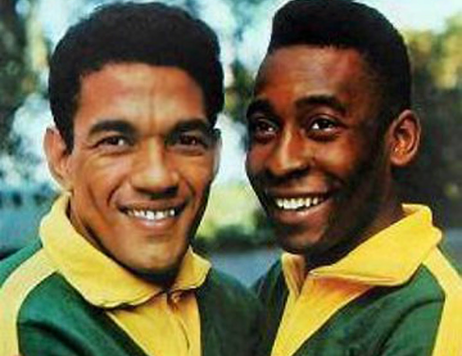 our statures touch the skies Garrincha 1933–1983