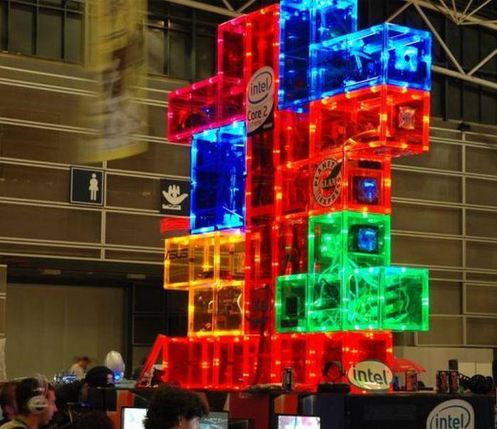 Funny Tetris