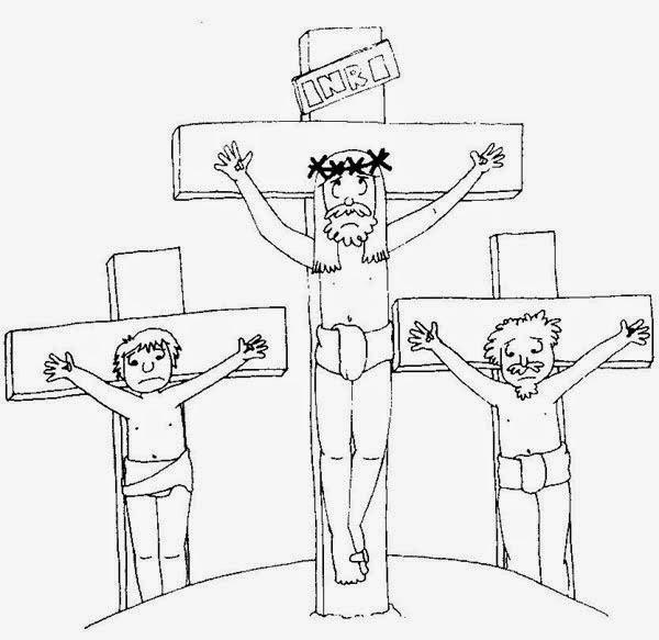 Gifs y Fondos Paz enla Tormenta ®: LA CRUCIFIXIÓN DE JESÚS PARA ...