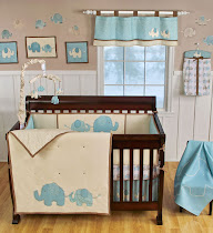 Nursery for Baby N (boy)