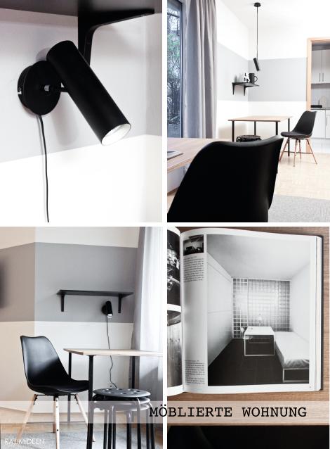 raumideen raumideen ein einzimmerapartment planen. Black Bedroom Furniture Sets. Home Design Ideas