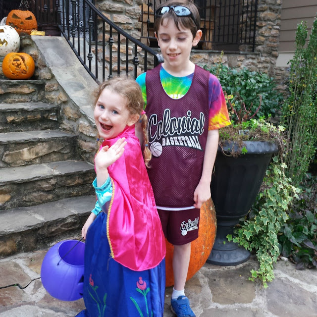 Halloween 2015 equaled zero cost for costumes.