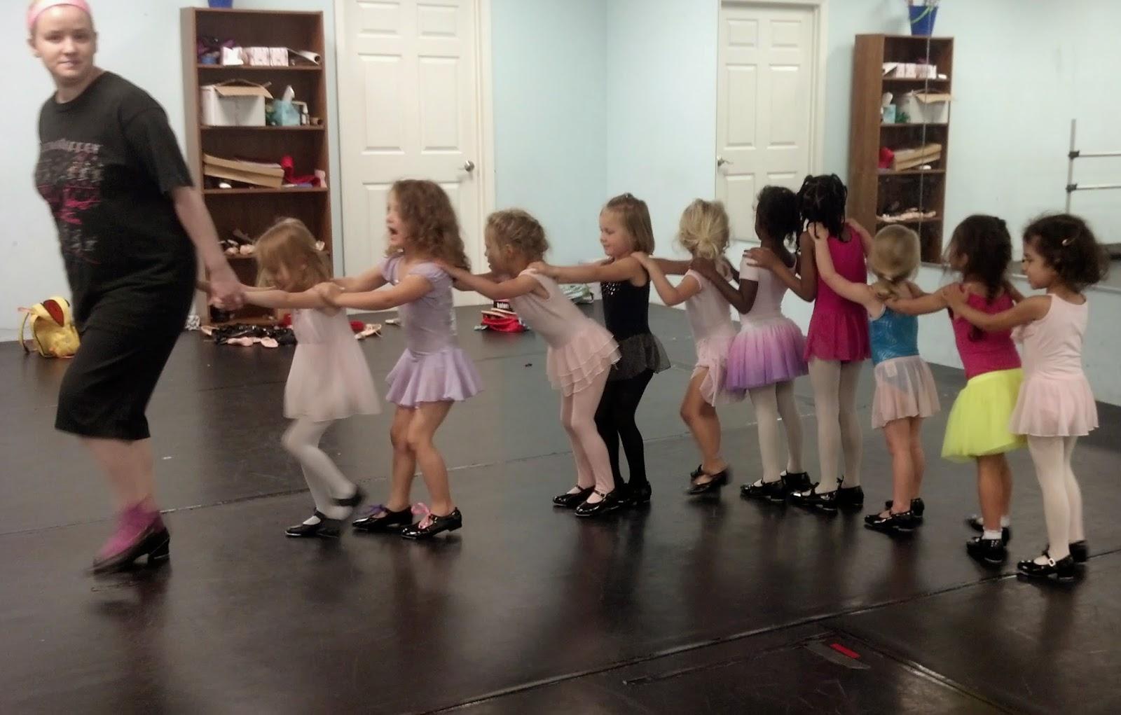 dance schools charlotte preschool
