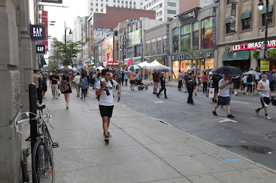 montreal walkable city