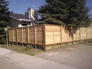 Деревянный забор. Фото 62