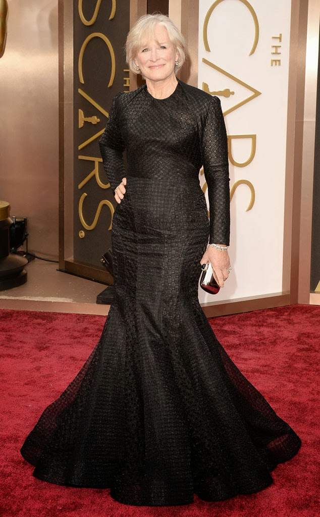 academy awards, 2014, best dressed, worst dressed, red carpet, arrivals, oscars, glenn close, zac posen
