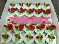 Cupcakes Hantaran.