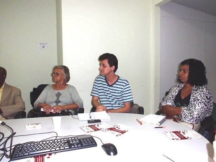 1o dia do Curso - 17/08/2012