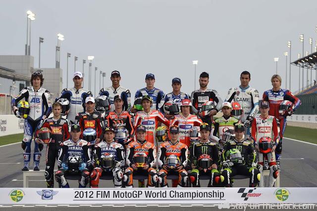 rider motogp 2012