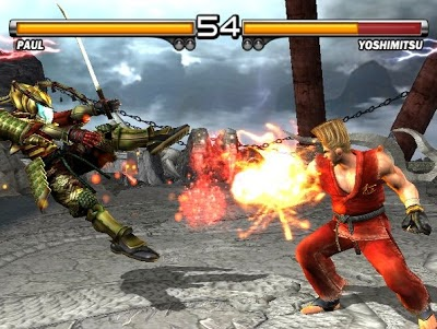 Download Tekken 5 Free PC Game Full Version Game