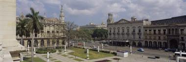 Vista de La Habana Desde El Capitolio de La Habana, Cuba
