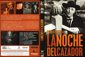 Carátula dvd: La noche del cazador (1955)(The Night of the Hunter)