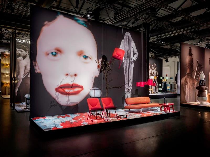 Milán 2015: Recorre la exposición de Moooi en un showroom virtual de 360 grados