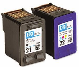 cartridge HP bekas