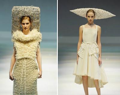 20 Weirdest Fashion Trends: Kai Ping