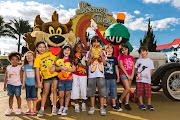 publicidade parque Hopi Hari férias mágicas com Looney Tunnes julho 2012