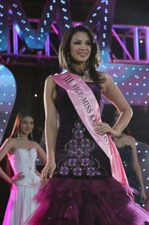 Asem Mamaev,Miss Ust-Kamenogork
