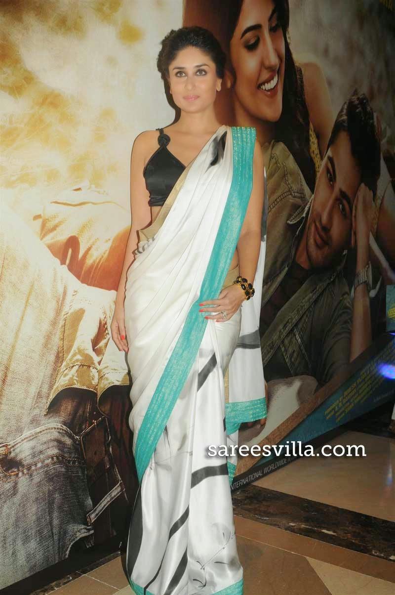 Kareena Kapoor in Satya Paul Saree