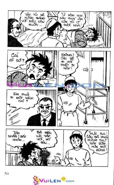 Jindodinho - Đường Dẫn Đến Khung Thành III  Tập 38 page 50 Congtruyen24h