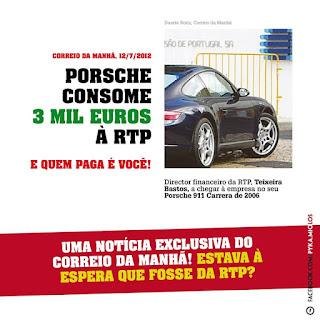porshe RTP