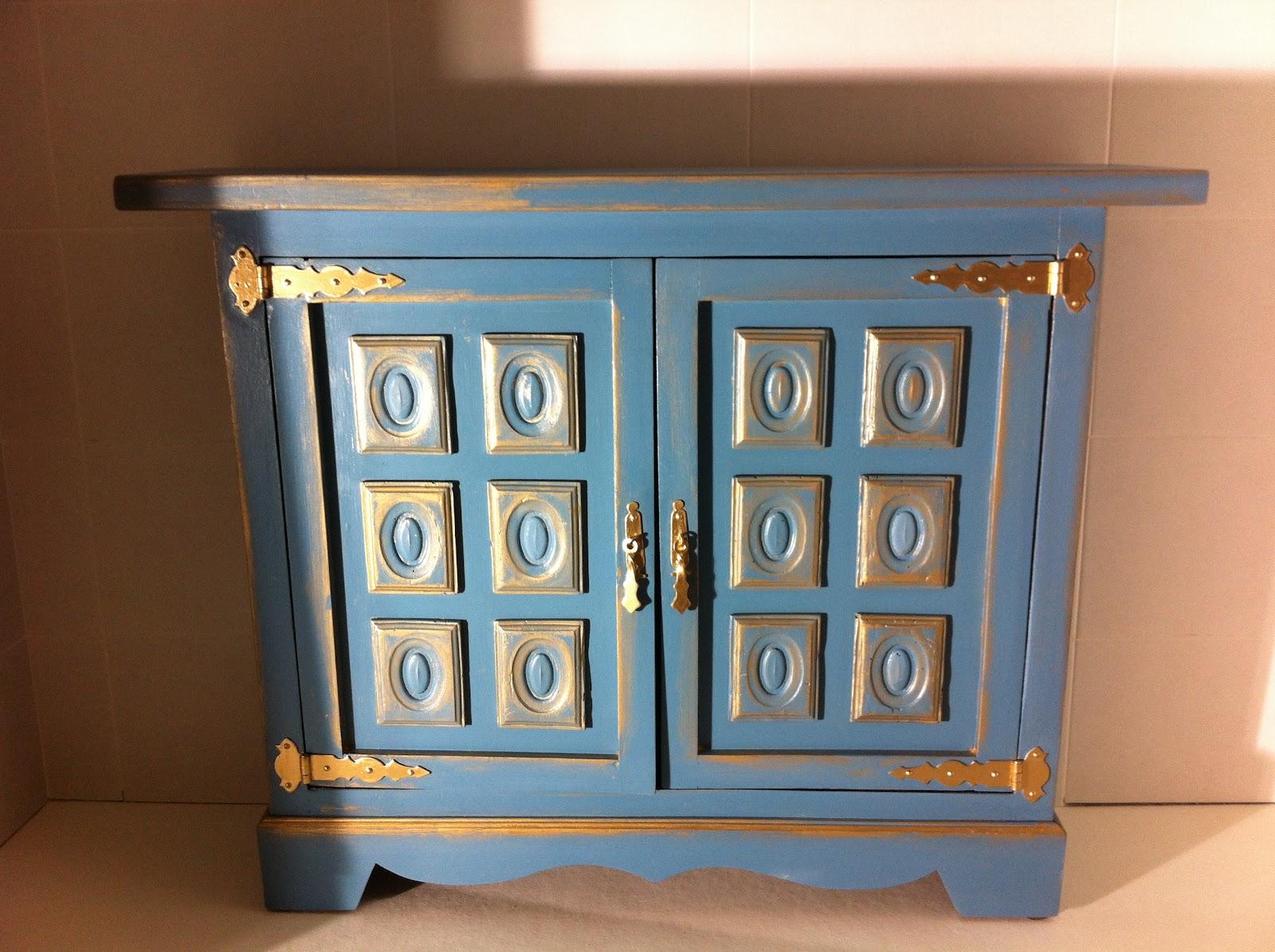 Mueble tag p tula plas muebles y decoraci n - Modernizar muebles clasicos ...