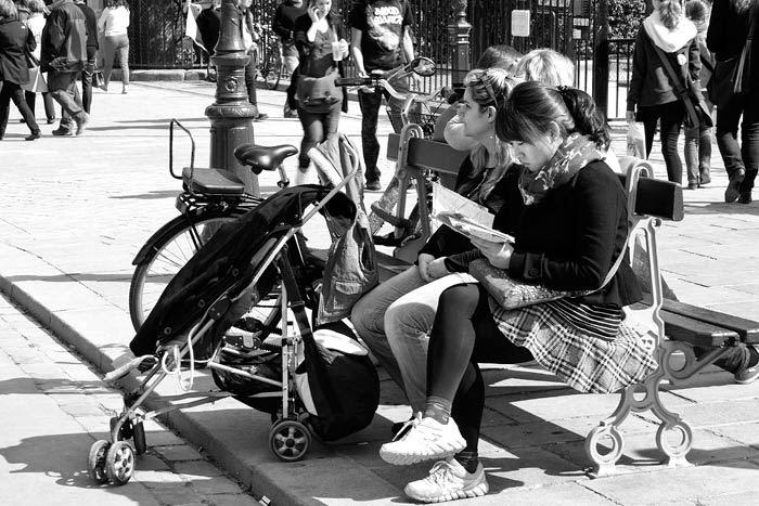 Día del libro en París