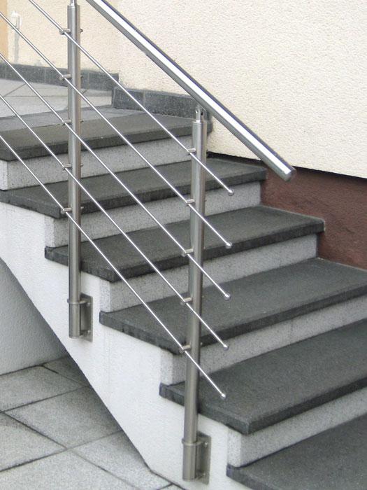 Stainless steel handrail tháng hai