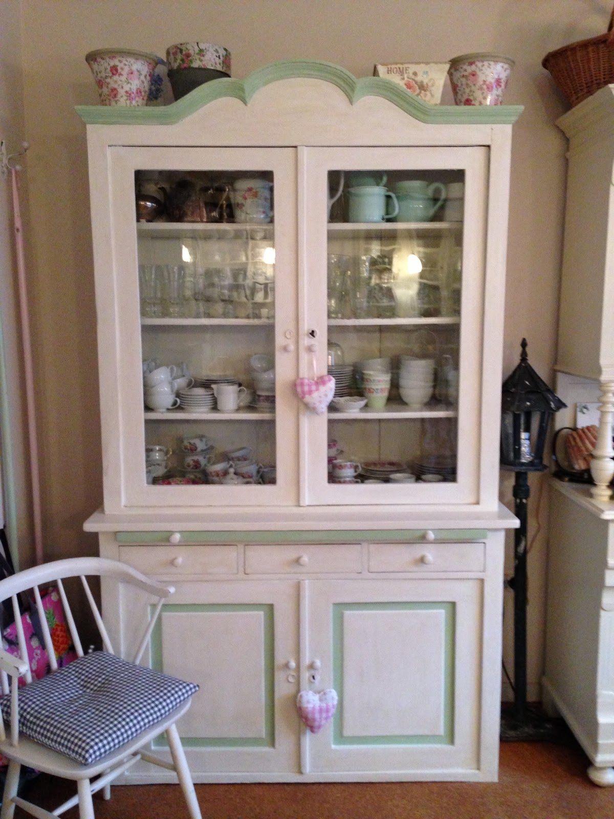 ShabbyTräume: Meine Küche Teil 1