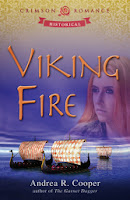 Viking Fire book cover