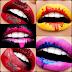 Amazing & Crazy Lip Art : Awesome Designer Lip Makeup Art