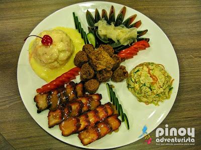 Rasa Pura Singaporean Restaurant in Baguio City