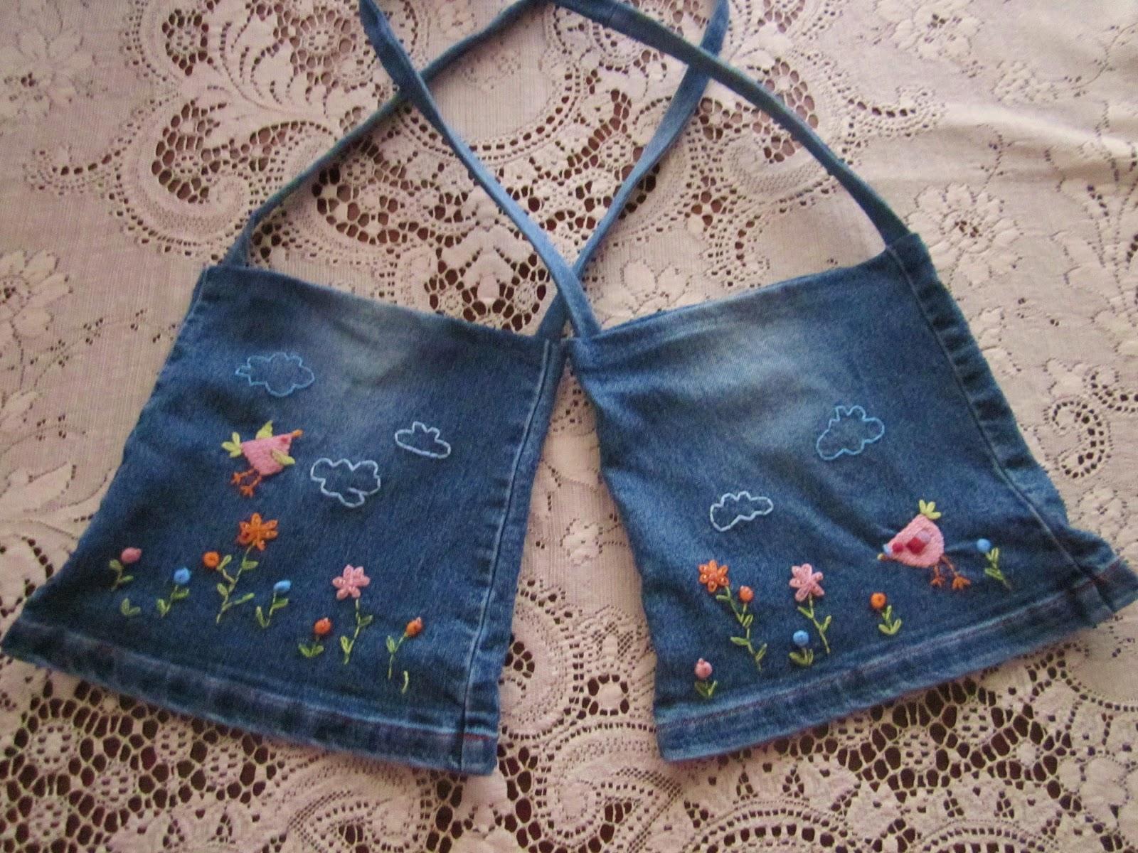 Blue Janes Bags: DIY R...