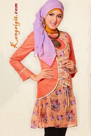 Baju Trend Wanita Muslim 1